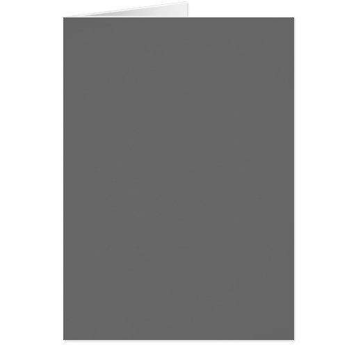 Carbón de leña tarjeta de felicitación