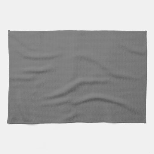 Carbón de leña toalla