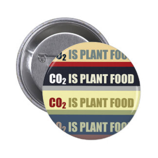 Carbon Dioxide Is Plant Food Buttons