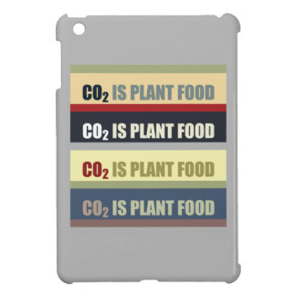 Carbon Dioxide Is Plant Food Case For The iPad Mini