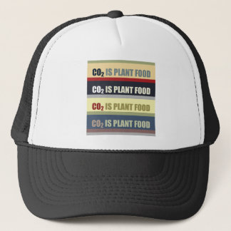 Carbon Dioxide Is Plant Food Trucker Hat