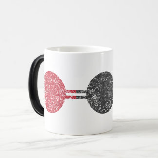 Carbon Dioxide Molecular Structure Magic Mug