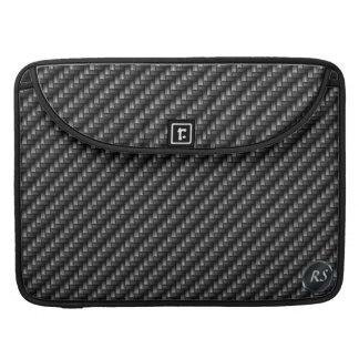 Carbon Fiber 2 Mac Book Sleeve Sleeves For MacBook Pro