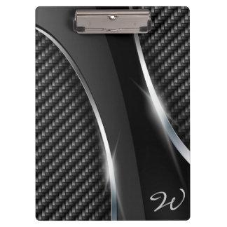 Carbon Fiber 3 Clipboard