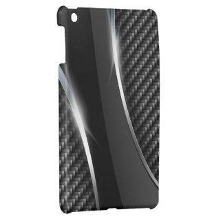 Carbon Fiber 3 iPad Mini Case