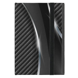 Carbon Fiber 3 Powiscase iPad Mini Case