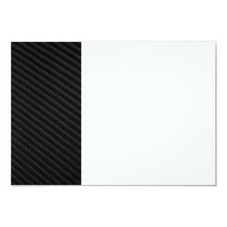 Carbon Fiber Accented Card