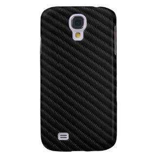 Carbon Fiber Accented Samsung S4 Case