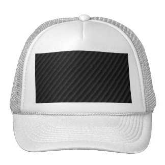 Carbon Fiber Accented Trucker Hat
