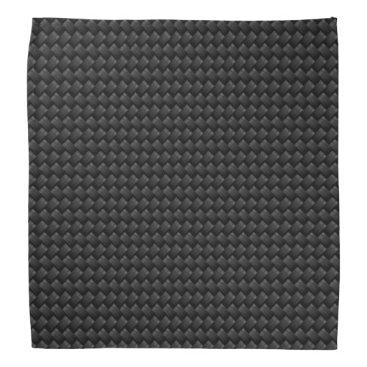 USA Themed Carbon fiber bandana