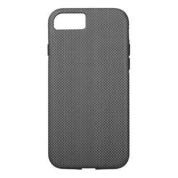 McTiffany Tiffany Aqua Carbon Fiber Base iPhone 7 Case