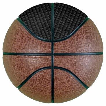 USA Themed Carbon fiber basketball
