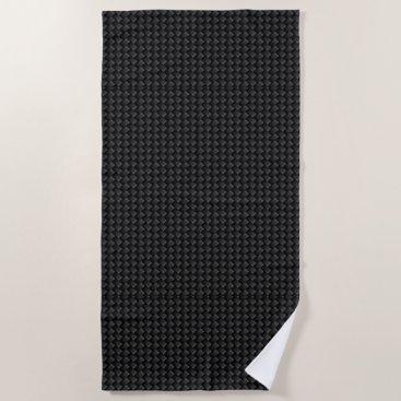 USA Themed Carbon fiber beach towel