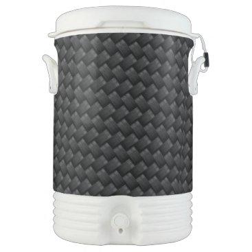 USA Themed Carbon fiber beverage cooler