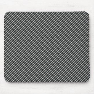 Carbon Fiber / Carbon Fibre texture Mouse Pad