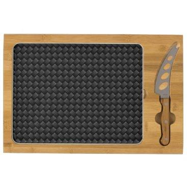 USA Themed Carbon fiber cheese platter