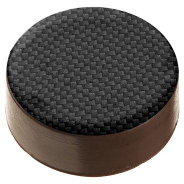 USA Themed Carbon fiber chocolate covered oreo