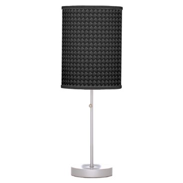 USA Themed Carbon fiber desk lamp