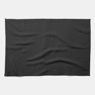Carbon Fiber Hand Towel