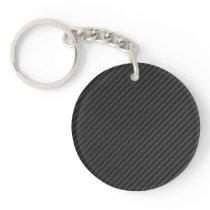 Carbon Fiber Keychain