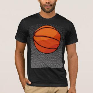 Carbon Fiber look Basketball T-Shirt