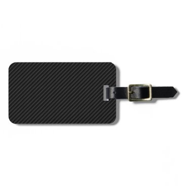 Aztec Themed Carbon Fiber Luggage Tag