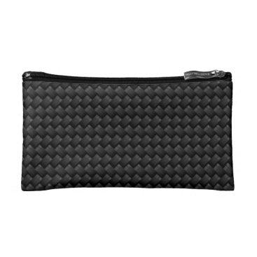USA Themed Carbon fiber makeup bag