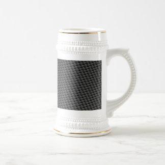 Carbon Fiber Material Beer Stein