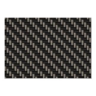 Carbon Fiber Material Card