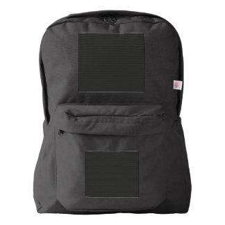 Carbon fiber Pattern Backpack