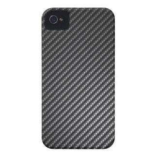Carbon Fiber Pattern Blackberry Bold Case