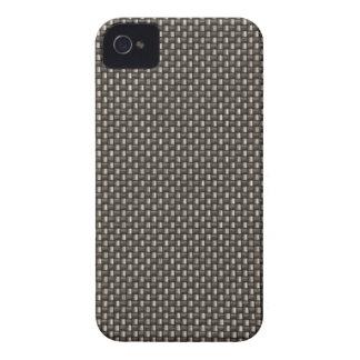 Carbon Fiber Pattern (Faux) Blackberry Bold Cases