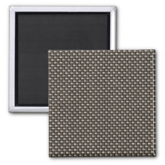 Carbon Fiber Pattern (Faux) Magnet