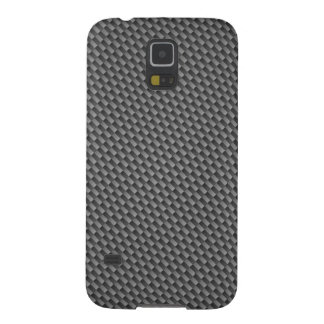 Carbon Fiber Pattern Galaxy S5 Case