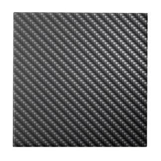 Carbon Fiber Pattern Tile