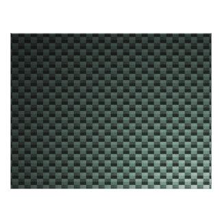 Carbon Fiber Patterned Flyer