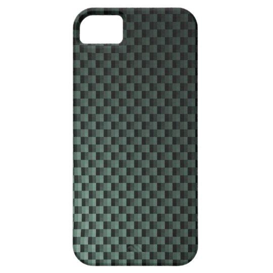 Carbon Fiber Patterned iPhone SE/5/5s Case