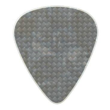 USA Themed Carbon fiber pearl celluloid guitar pick