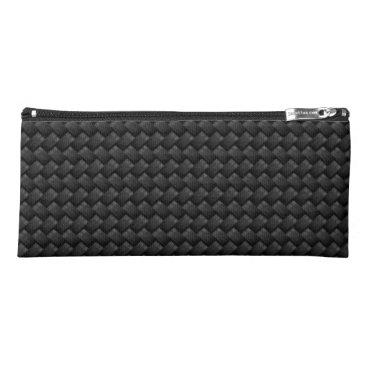 USA Themed Carbon fiber pencil case