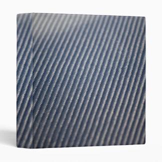 Carbon Fiber Photo Textured 3 Ring Binder