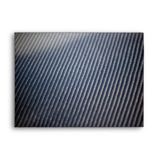 Carbon Fiber Photo Textured Envelope
