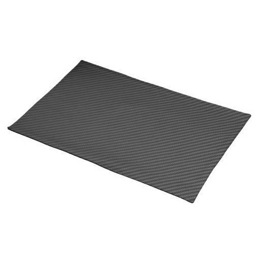 Carbon Fiber Placemats