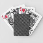 "Carbon fiber playing cards<br><div class=""desc"">Carbon fiber look</div>"