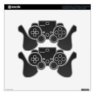 Carbon Fiber- PS3 Controller Skin