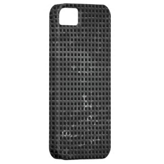 Carbon-fiber-reinforced polymer Grill iPhone SE/5/5s Case