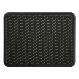 Carbon-fiber-reinforced polymer hitch cover