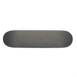 Carbon-fiber-reinforced polymer skateboard