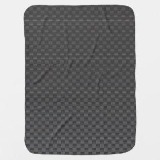 Carbon-fiber-reinforced polymer stroller blanket