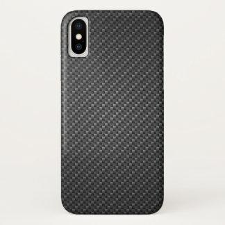 Carbon-fiber-reinforced polymer Texture iPhone X Case