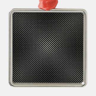 carbon fiber skin vo.1 metal ornament
